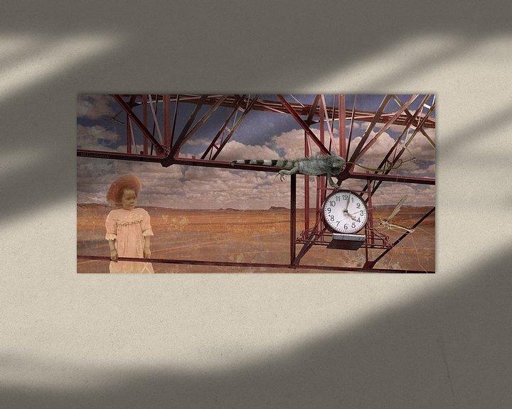 Sfeerimpressie: Time is ticking... van Barbara van Druten