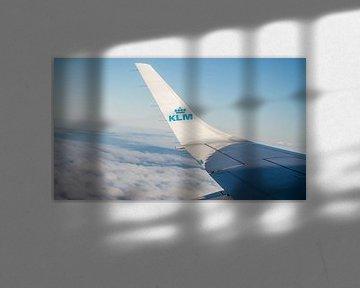 KLM cityhopper van Dennis Klaassen