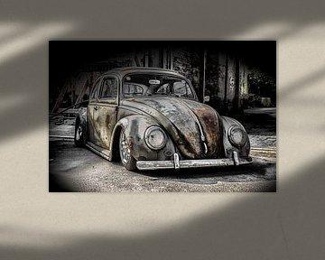 VW Kever van Ronald De Neve