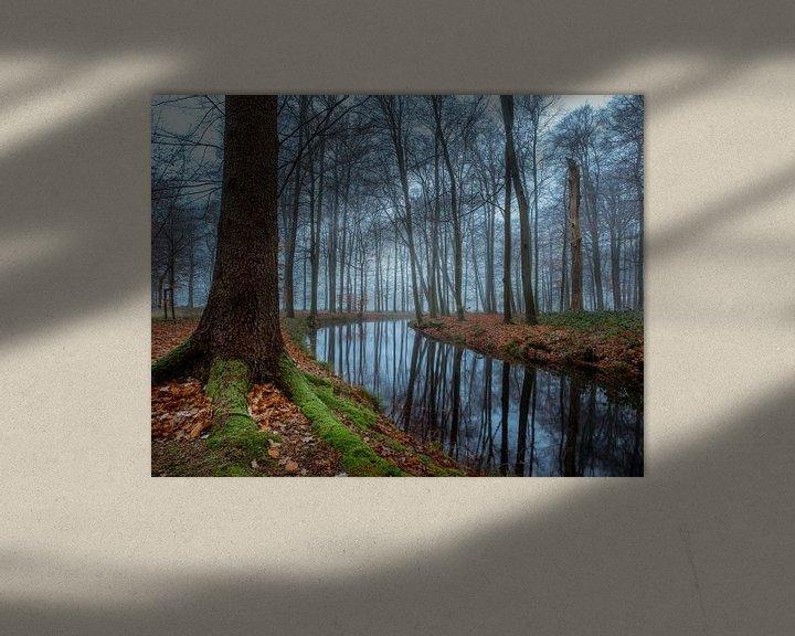 Sfeerimpressie: Mystic Voorstonden van Mario Visser