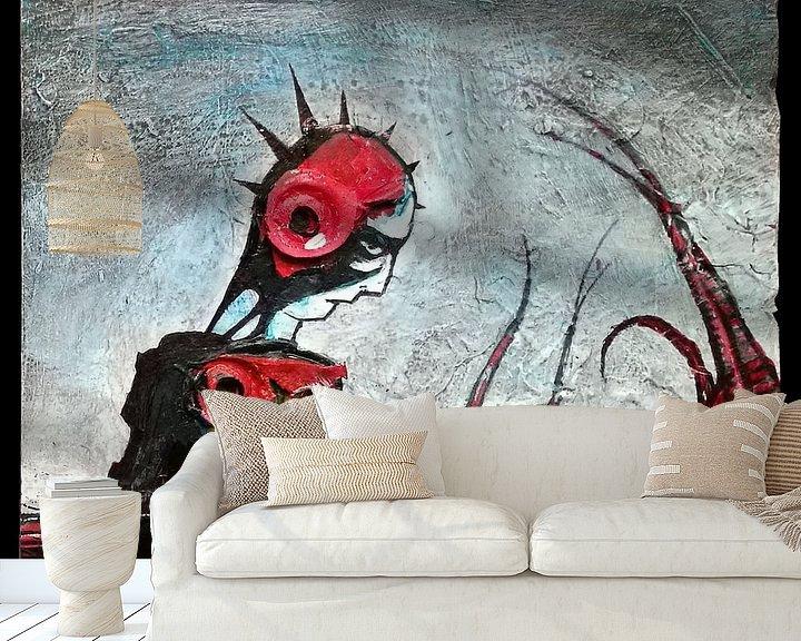 Sfeerimpressie behang: Mascarade van Kuba Bartyński