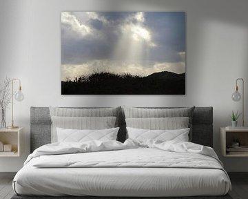 After Rain Comes Sunshine van Erwin Delsman