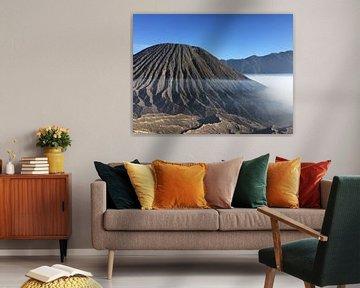 Mount Bromo van Christine Volpert