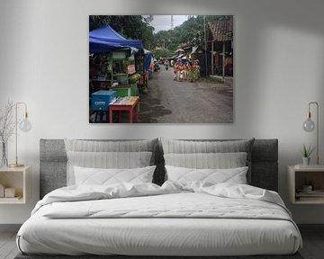 Streetlife auf Bali von Christine Volpert
