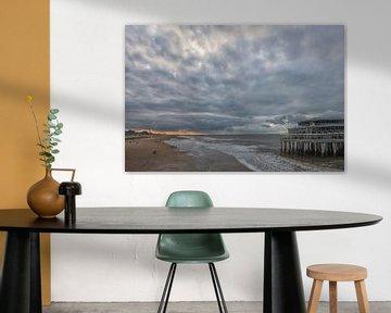 de Pier van Scheveningen. van Tilly Meijer