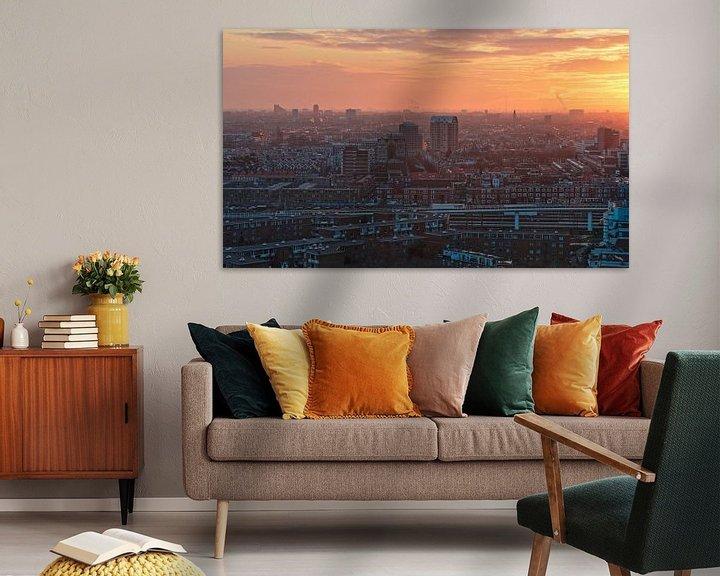 Sfeerimpressie: Oh Oh Den Haag van Pieter Navis