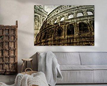 Meet me at the Colosseum von Claudia Moeckel