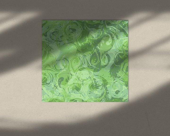 Sfeerimpressie: Abstract 5 van Art Pour Toi
