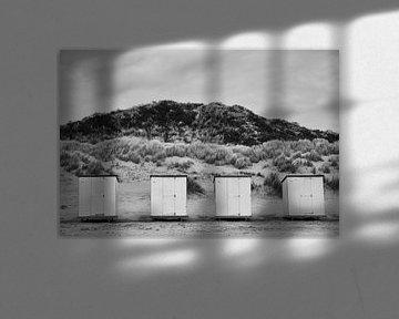 strandhuisje von Maja Ooms