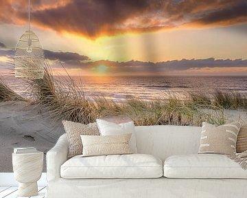 die Küste im Bild von eric van der eijk