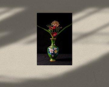 Bloemen Stilleven. Fotografie van Coby Vriens