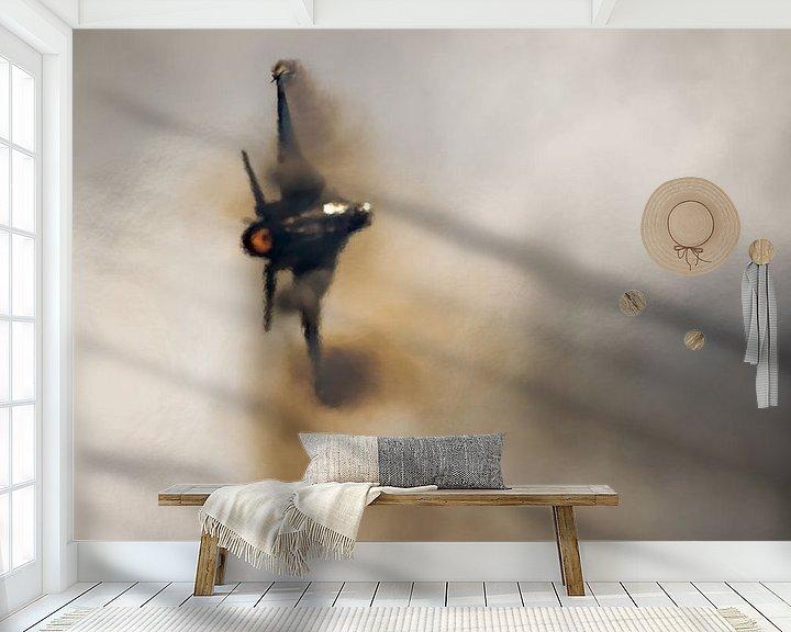 Sfeerimpressie behang: Ghost Protocol van Nildo Scoop