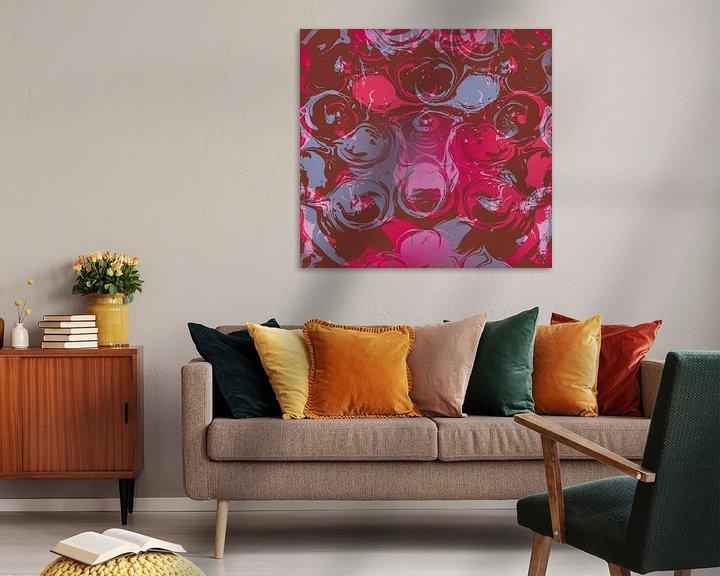 Sfeerimpressie: Abstract 4 van Art Pour Toi