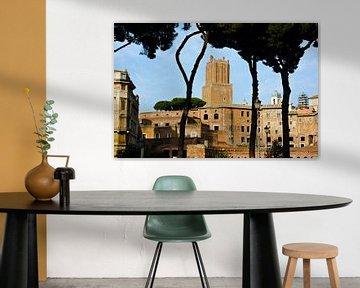 Ewige Stadt Rom von Silva Wischeropp