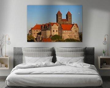 Quedlinburg von Albert Mendelewski