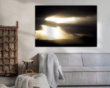 Zonsondergang Lanzarote