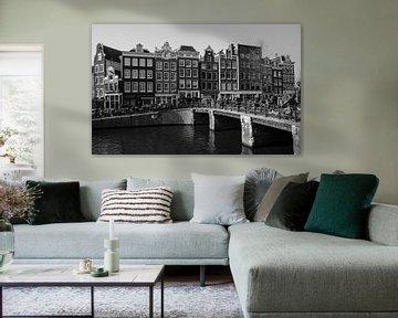 Amsterdam Prinsengracht von Jacqueline Kroezen