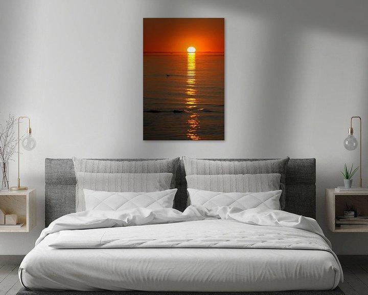 Beispiel: Sonnenuntergang von Jana Behr