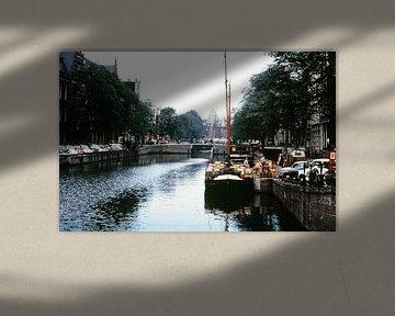Vintage Amsterdam Nieuwmarkt 50s