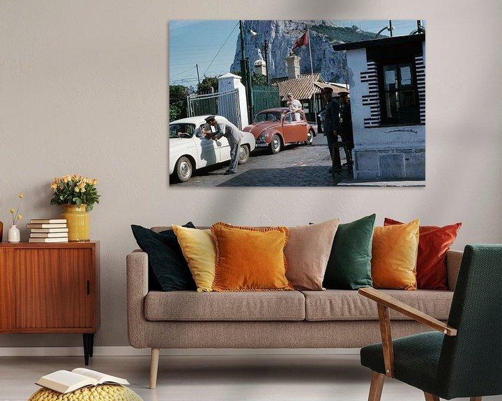 Sfeerimpressie: Vintage Gibraltar van Jaap Ros
