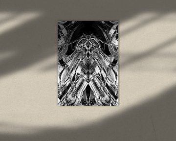 BLACK & WHITE CURIOSITY v3 von Pia Schneider