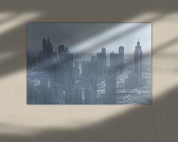 Dubai City van Henri Berlize