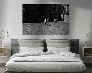 Brussel, Grand-Place van Henri Berlize