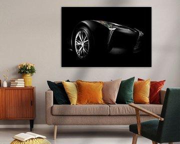 Lexus LC500h van Thomas Boudewijn