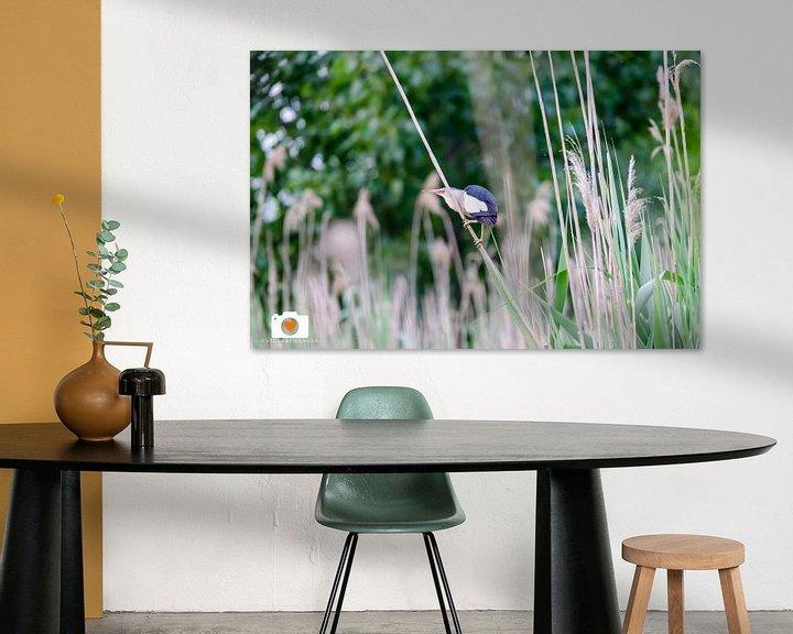 Beispiel: Prachtvogel selten (Waldaffe) von Jorg van Krimpen