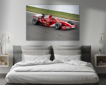 Ferrari F1 bolide F2004 von Tim Vlielander