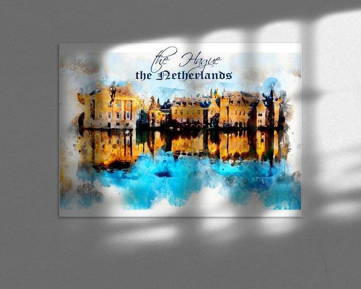 Sfeerimpressie: leven in the Hague van Ariadna de Raadt-Goldberg