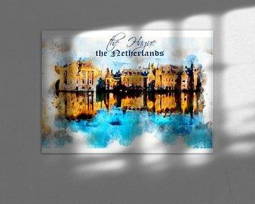leven in the Hague sur Ariadna de Raadt-Goldberg