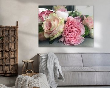 Prachtige combinatie bloemen von Natascha Lorkowska
