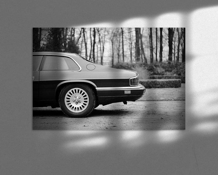 Sfeerimpressie: Jaguar XJS Klassieker / youngtimer van Maarten van Hemel