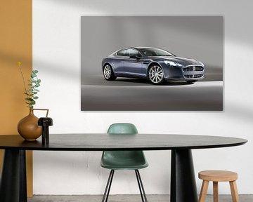 Aston Martin Rapide sportscar van Atelier Liesjes