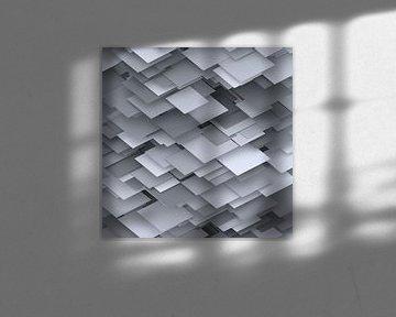Quadratplatten von Jörg Hausmann