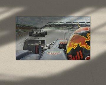 Max Verstappen 2e overwinning van Paul Smit