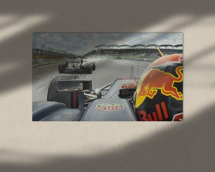 Sfeerimpressie: Max Verstappen 2e overwinning van Paul Smit