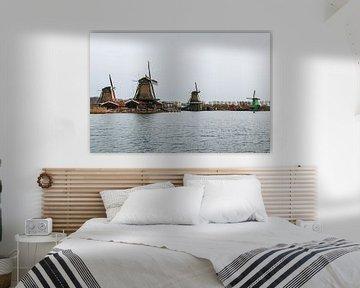 molens in Holland