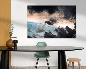 Wolkenformatie 2.0 sur Iris Zoutendijk