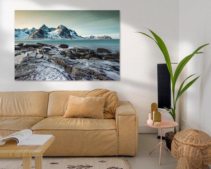 Sfeerimpressie: Rocks and mountains van Wim van D