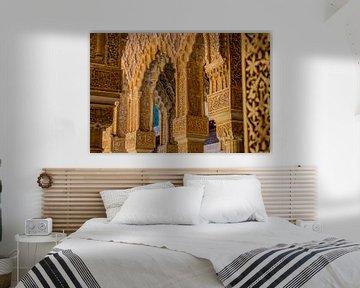Alhambra de Granada van Lizanne van Spanje
