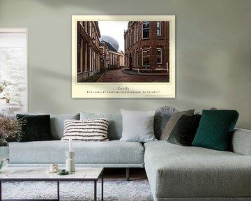 Zwolle, blik op de undatie von Ralf Köhnke