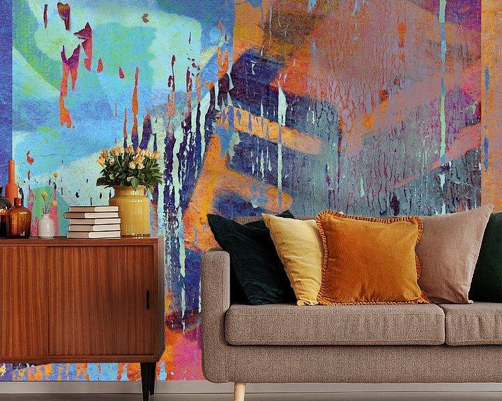 Sfeerimpressie behang: New van ART Eva Maria
