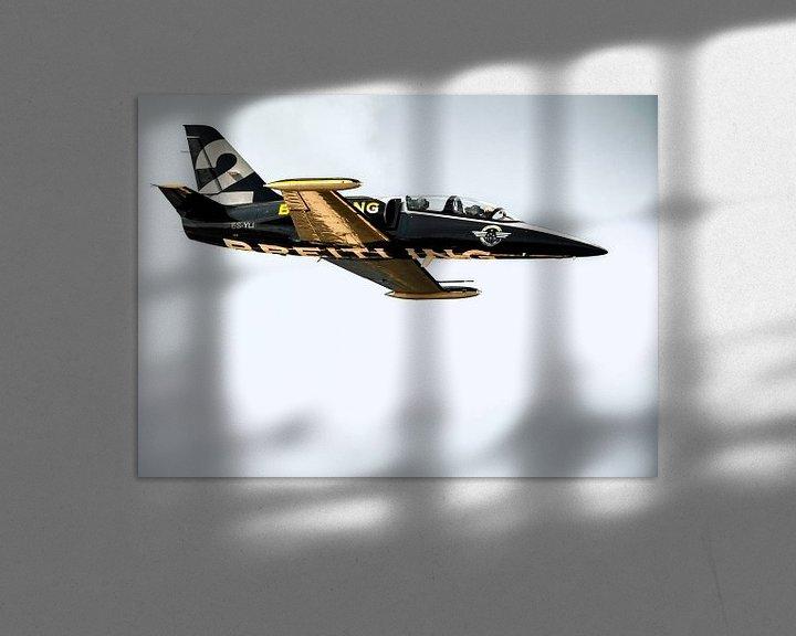Sfeerimpressie: Breitling   van Nildo Scoop