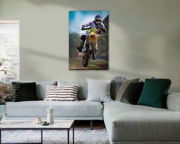 Motorcross sur Nildo Scoop