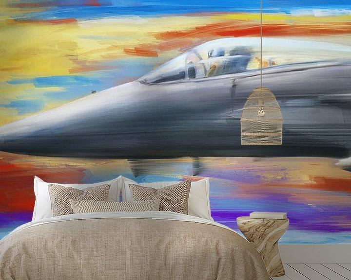Impression: Vitesse de Jetfighter sur Jan Brons