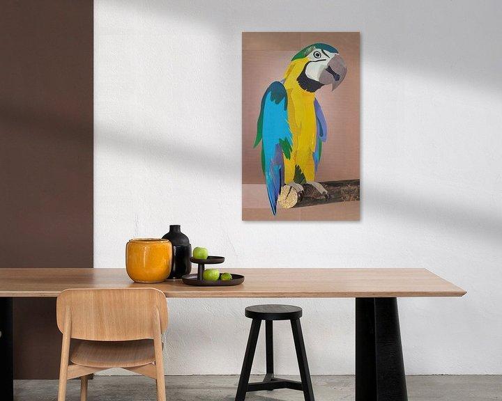Sfeerimpressie: Parrot XL van Kirsten Wagenaar