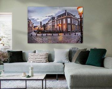De Plompetorengracht in Utrecht van De Utrechtse Internet Courant (DUIC)