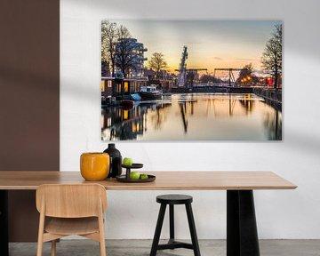 De Muntsluis in Utrecht